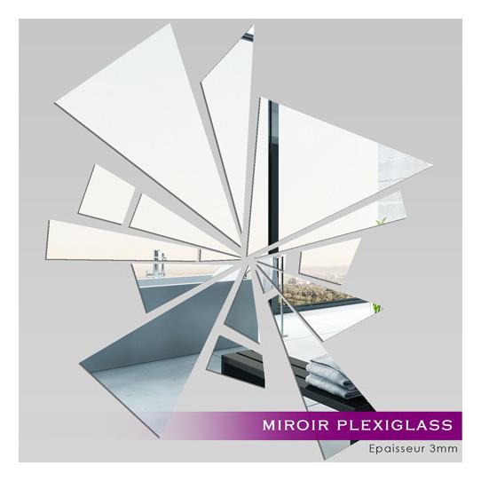 Miroir Plexiglass Acrylique - Abstrait