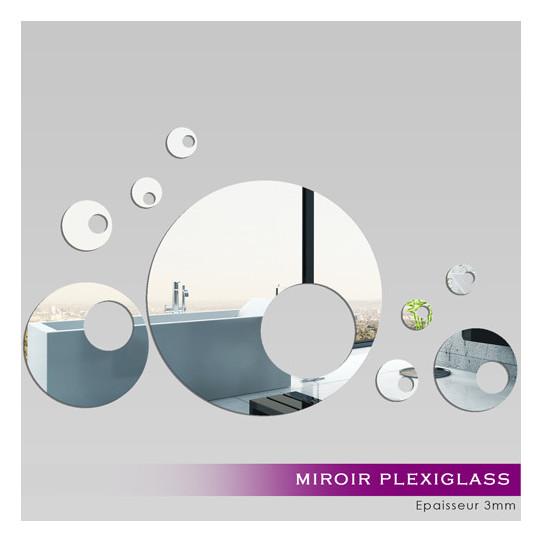 Miroir Plexiglass Acrylique - Design 9