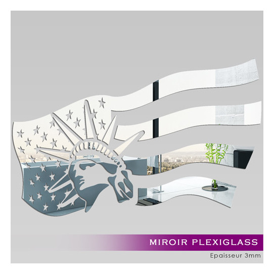 Miroir Plexiglass Acrylique - United State