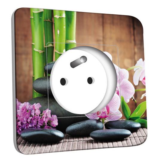Prise décorée - Zen 3