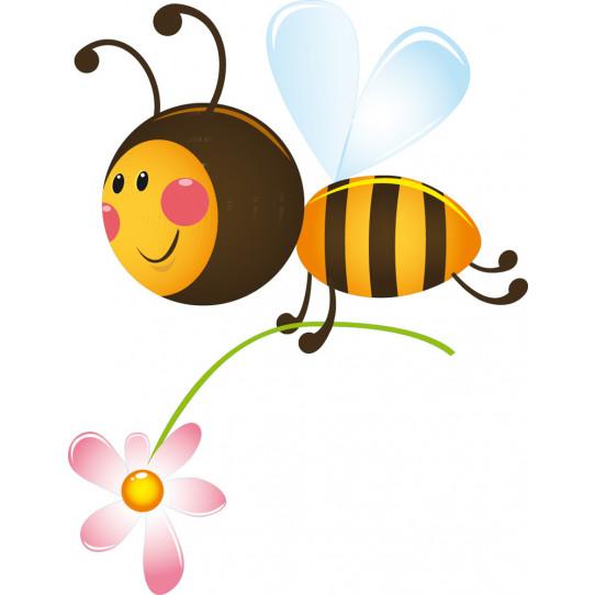 Stickers abeille