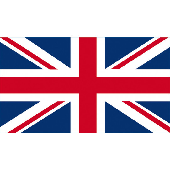 Stickers drapeau london