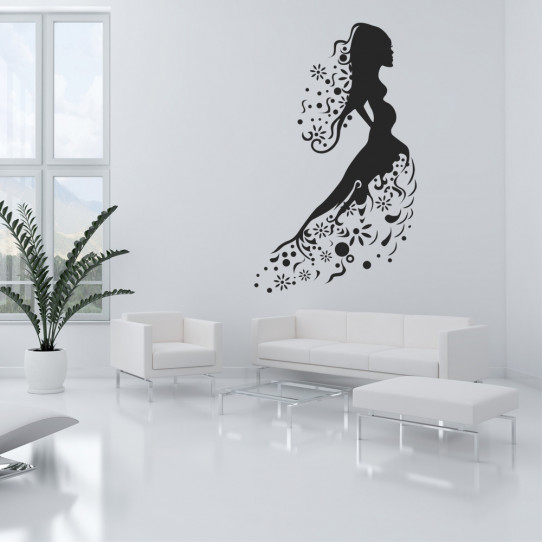 Stickers femme