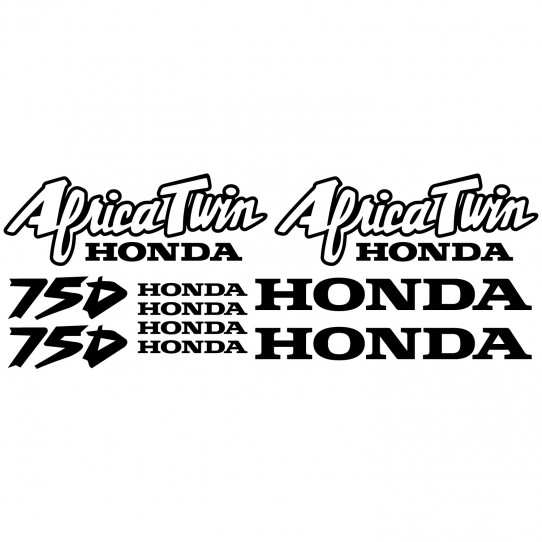 Stickers Honda africa twin 750