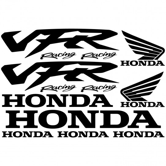 Stickers Honda vfr racing