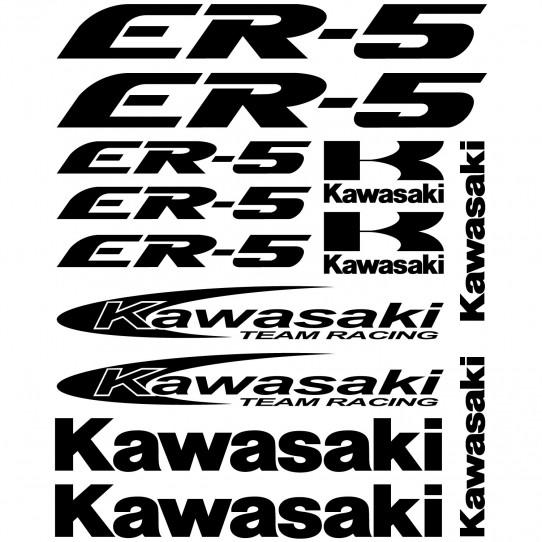 Stickers Kawasaki ER-5