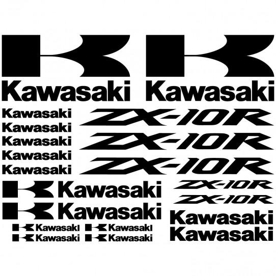 Stickers Kawasaki ZX-10r