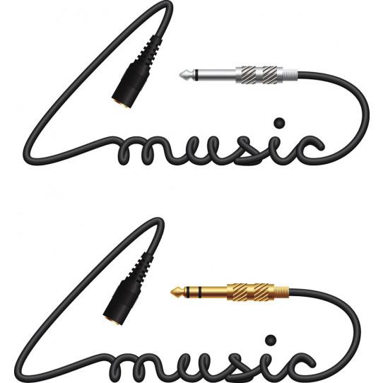 Stickers music