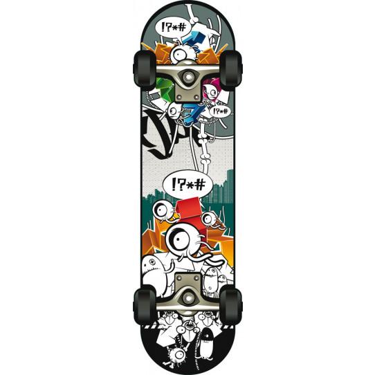 Stickers skate