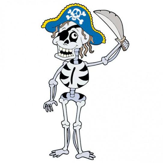 Stickers Squelette