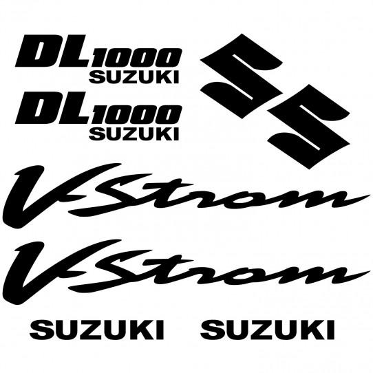 Stickers Suzuki DL 1000 Vstrom