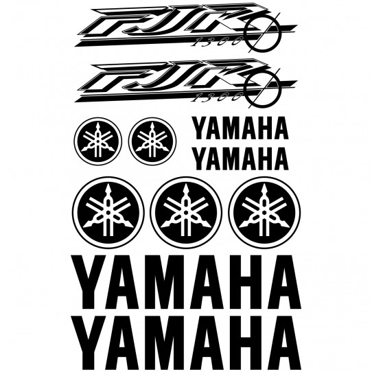 Stickers Yamaha FJR 1300