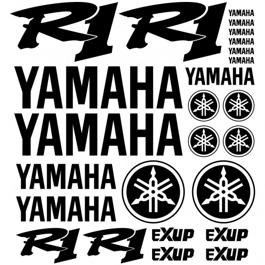 Stickers Yamaha R1