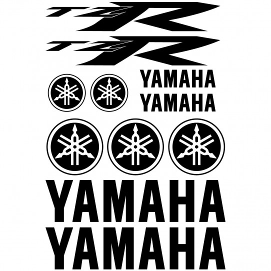 Stickers Yamaha TZR
