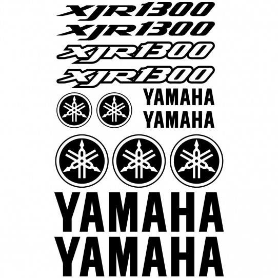 Stickers Yamaha XJR 1300
