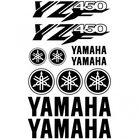 Stickers Yamaha YZF 450